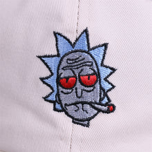 Load image into Gallery viewer, Buy Rick and Morty Snapback Hats online, best prices, buy now online at www.GrabThisNow.co