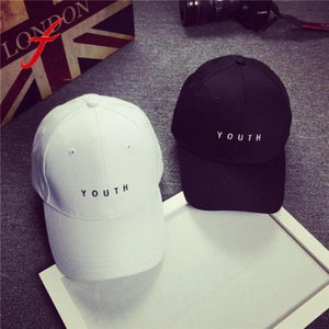 Buy Y O U T H - Fashionable Unisex Cap Hats online, best prices, buy now online at www.GrabThisNow.co