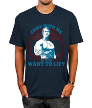 Load image into Gallery viewer, Buy Come With Me - Arnold Schwarzenegger Shirt  online, best prices, buy now online at www.GrabThisNow.co