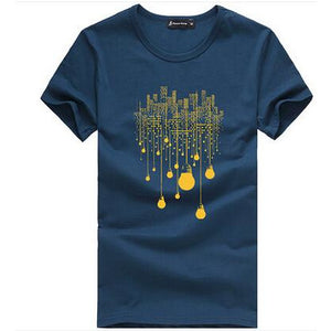Buy Light Bulb Moment - Cool T-Shirt Design T-Shirt online, best prices, buy now online at www.GrabThisNow.co