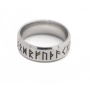 Buy Viking Engraved Ring - Nordic Stainless Steel Ring Rings online, best prices, buy now online at www.GrabThisNow.co