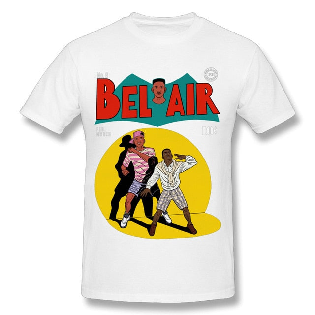 Buy Comic - Fresh Prince Of Bel Air Tee Shirt online, best prices, buy now online at www.GrabThisNow.co