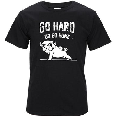 Buy Pug Lyfe - Push Up Pug Life Series T-Shirt T-Shirt online, best prices, buy now online at www.GrabThisNow.co