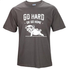 Load image into Gallery viewer, Buy Pug Lyfe - Push Up Pug Life Series T-Shirt T-Shirt online, best prices, buy now online at www.GrabThisNow.co
