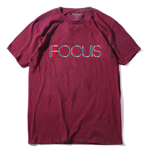 Buy FOCUS - Cool 3D T-Shirt Design T-Shirt online, best prices, buy now online at www.GrabThisNow.co