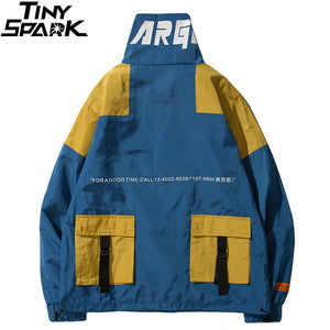Buy Blade Runner - Hip Hop Streetwear Jacket Jackets online, best prices, buy now online at www.GrabThisNow.co