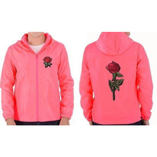 Load image into Gallery viewer, Buy Roses Swag - Universal Zipper Jacket Jackets online, best prices, buy now online at www.GrabThisNow.co