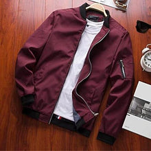 Load image into Gallery viewer, Buy The Pilot - Mens Bomber Jacket Jackets online, best prices, buy now online at www.GrabThisNow.co