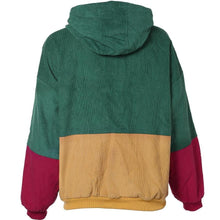 Load image into Gallery viewer, Buy UQ Patch Hoodie - Multicolor Jacket with Pockets Jackets online, best prices, buy now online at www.GrabThisNow.co