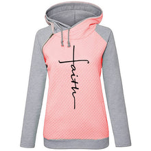Load image into Gallery viewer, Buy Faith & Love - Stylish Womens Jumper Jumpers online, best prices, buy now online at www.GrabThisNow.co