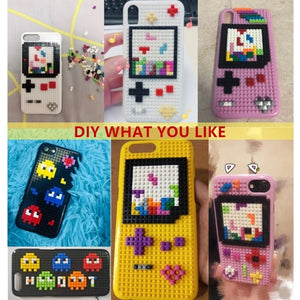 Buy DIY Lego Block Phone Case Phone Cases online, best prices, buy now online at www.GrabThisNow.co