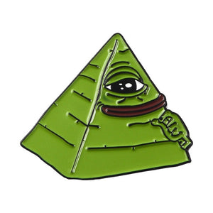 Buy Pepe Bad - Meme Clothing Pins Pins online, best prices, buy now online at www.GrabThisNow.co
