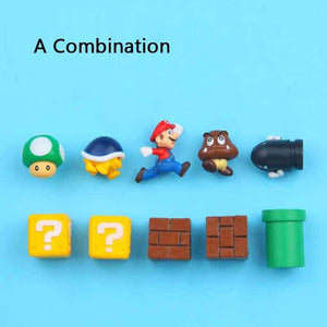 Buy Super Mario Bros Fridge Magnets Gamer online, best prices, buy now online at www.GrabThisNow.co