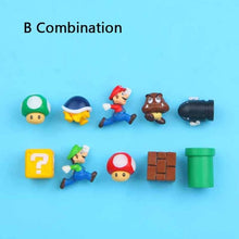 Load image into Gallery viewer, Buy Super Mario Bros Fridge Magnets Gamer online, best prices, buy now online at www.GrabThisNow.co