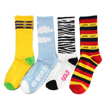 Load image into Gallery viewer, Buy 2 Pairs! Golf Wang - O.F. Socks Socks online, best prices, buy now online at www.GrabThisNow.co