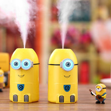 Load image into Gallery viewer, Buy Minions Humidifier and Night Light! Home online, best prices, buy now online at www.GrabThisNow.co