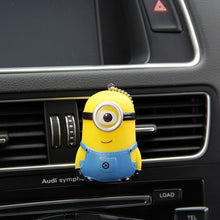 Load image into Gallery viewer, Buy Minions Car Air Freshener! Novelty online, best prices, buy now online at www.GrabThisNow.co