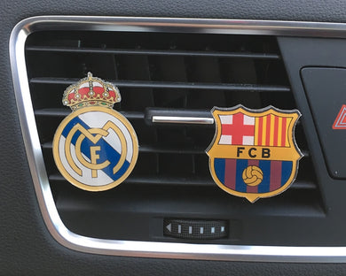 Buy Barca/Real Air Fresheners Novelty online, best prices, buy now online at www.GrabThisNow.co