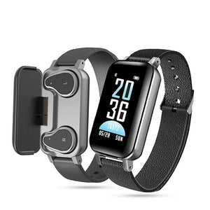 Buy AI Smart Watch with Bluetooth Earphones  online, best prices, buy now online at www.GrabThisNow.co