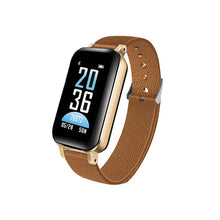 Load image into Gallery viewer, Buy AI Smart Watch with Bluetooth Earphones  online, best prices, buy now online at www.GrabThisNow.co
