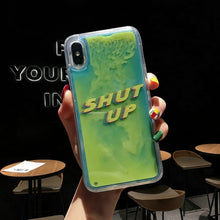 Load image into Gallery viewer, Buy Shut Up Liquid Phone Case Phone Cases online, best prices, buy now online at www.GrabThisNow.co
