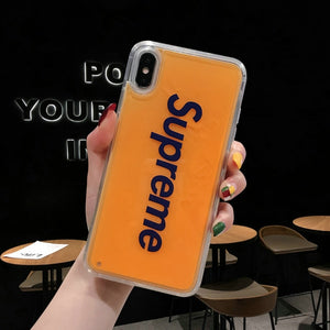 Buy Neon Supreme Phone Case Phone Cases online, best prices, buy now online at www.GrabThisNow.co