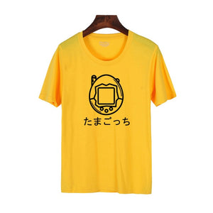 Buy Tamagotchi X Japan - Casual Retro Tee Shirts online, best prices, buy now online at www.GrabThisNow.co