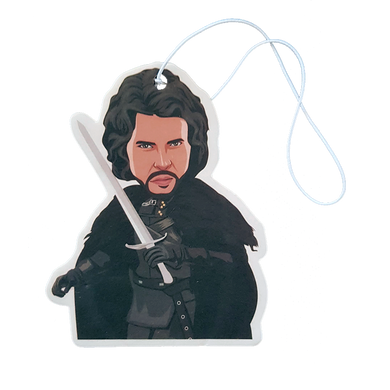 Buy Jon Snow - Car Air Freshener (Game of Thrones GOT) Accessories online, best prices, buy now online at www.GrabThisNow.co
