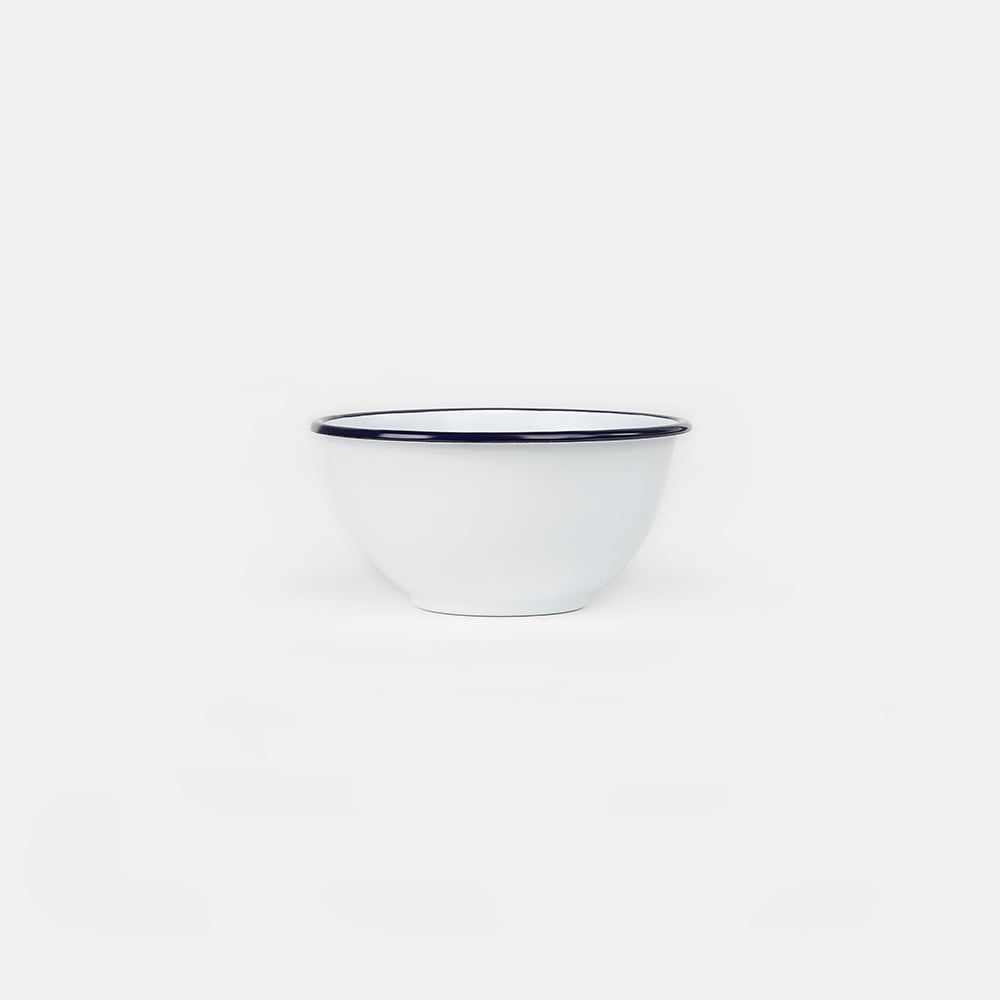 ENAMEL RICE BOWL | PLAIN