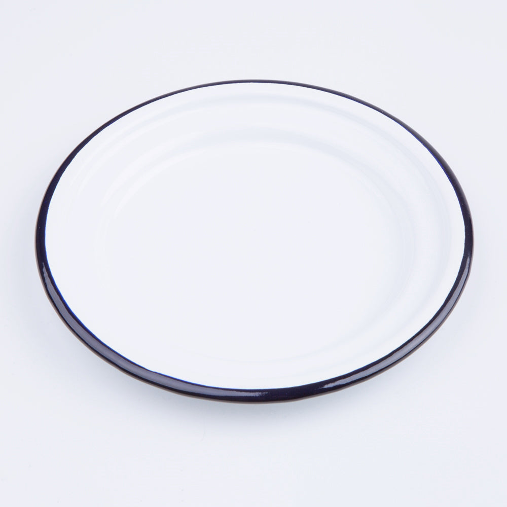 ENAMEL SIDE PLATE | PLAIN