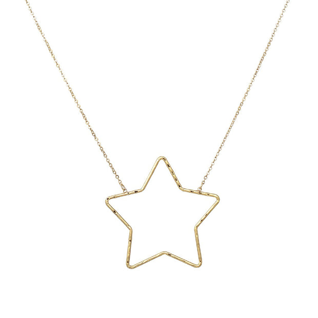 Eugenia || Star Pendant Necklace - The House of Hyacinth