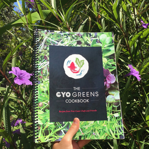 GYO GREENS: Cookbook - Spiral/Student Edition