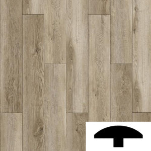OAK WHEATON T-MOLD