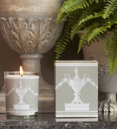 Entrance Hall Candle