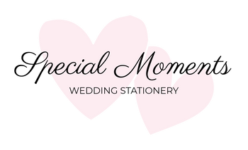 Special Moments Stationery