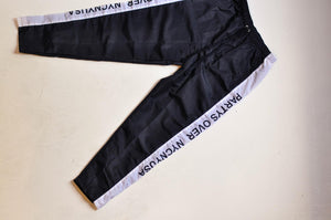 """TEAM LOGO"" NYLON TRACKSUIT PANTS"