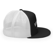 Royal Sons - Arched Logo - White - Trucker Cap