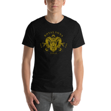 Royal Sons - Rattle Ram Tee - Gold