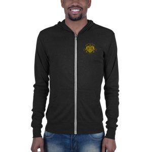 Royal Sons - Unisex Rattle Ram Hoodie - Gold
