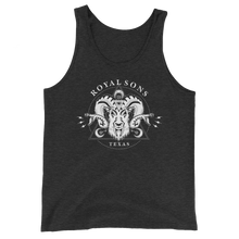 Royal Sons - Rattle Ram Tank - White