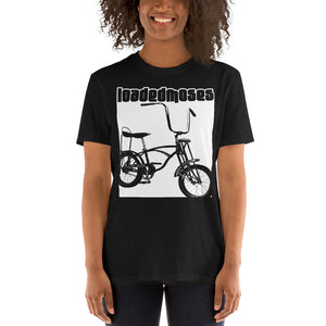 Short-Sleeve Unisex Loaded Moses Bike T-Shirt
