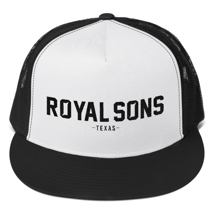 Royal Sons - Block Trucker Cap