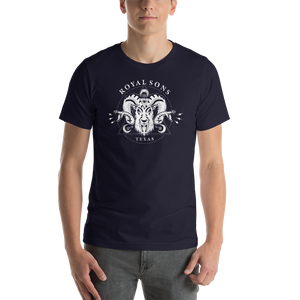 Royal Sons - Rattle Ram Tee - White