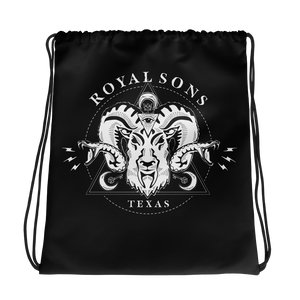 Royal Sons - Rattle Ram Drawstring bag
