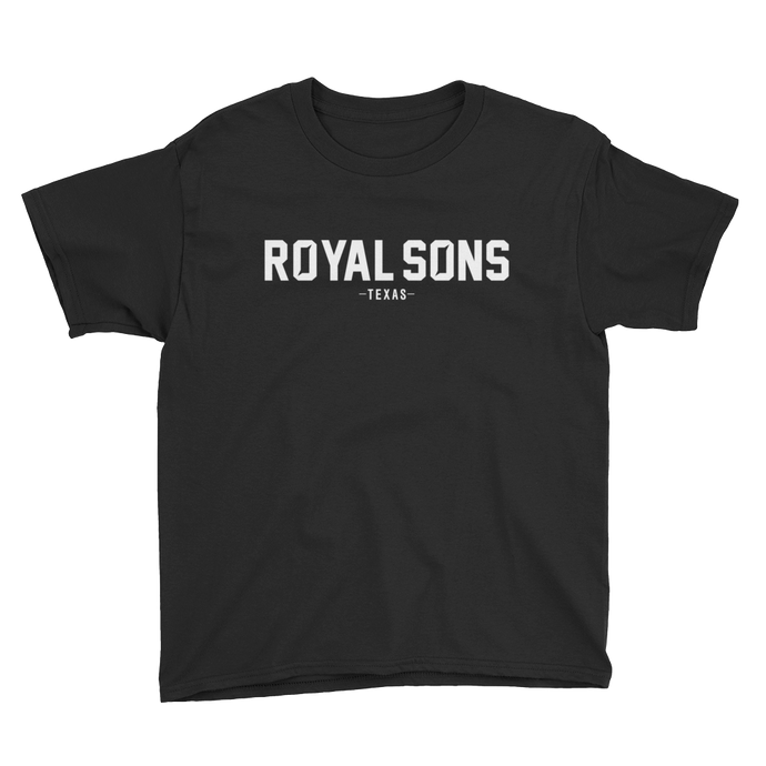 Royal Sons - Youth Block Tee