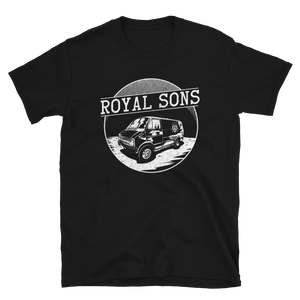 Royal Sons - Boogie Van Black - Unisex Tee