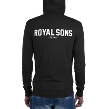 Royal Sons - Unisex Block Zip Hoodie