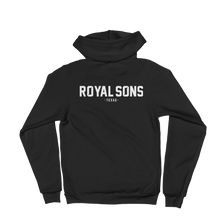 Royal Sons - Premium Block Zip Up Hoodie