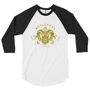 Royal Sons - 3/4 Sleeve Raglan