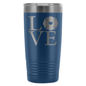 Maltese Cross Love Square 20oz Tumbler